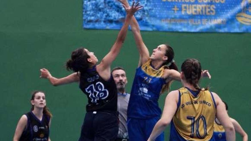 Luanco recupera el baloncesto femenino