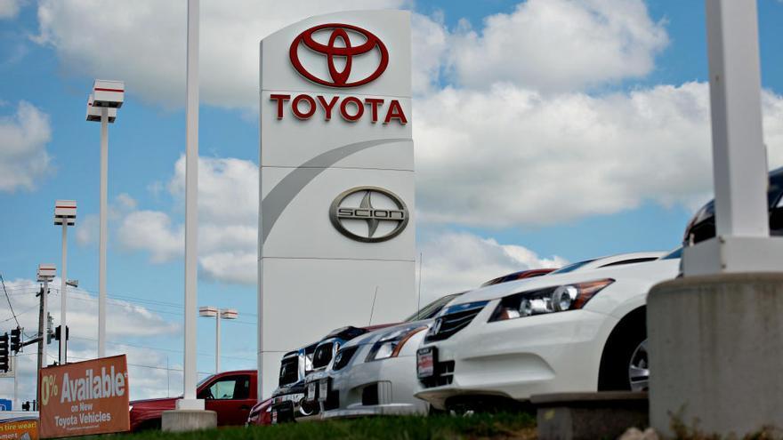 Toyota eleva a un 20% su participación en Subaru