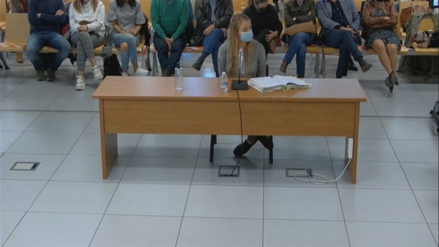 Juicio del Caso Maje: Maje relata el supuesto maltrato que sufría