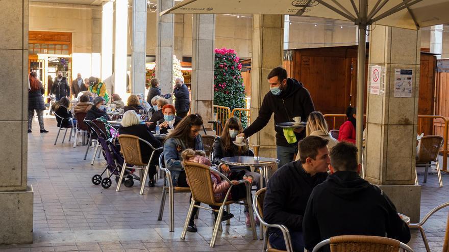 Los contratos en hostelería caen un 90% en Castellón desde julio