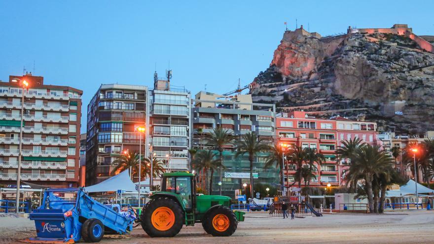 UTE Alicante: por una ciudad más limpia, cercana, eficiente y sostenible