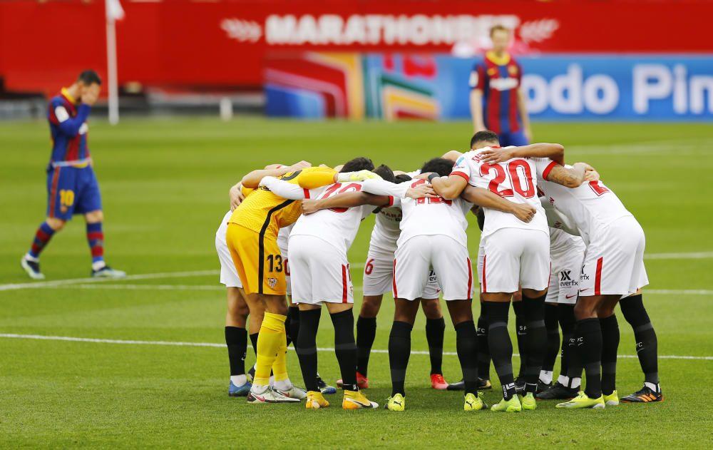 LaLiga Santander | Sevilla - Barcelona