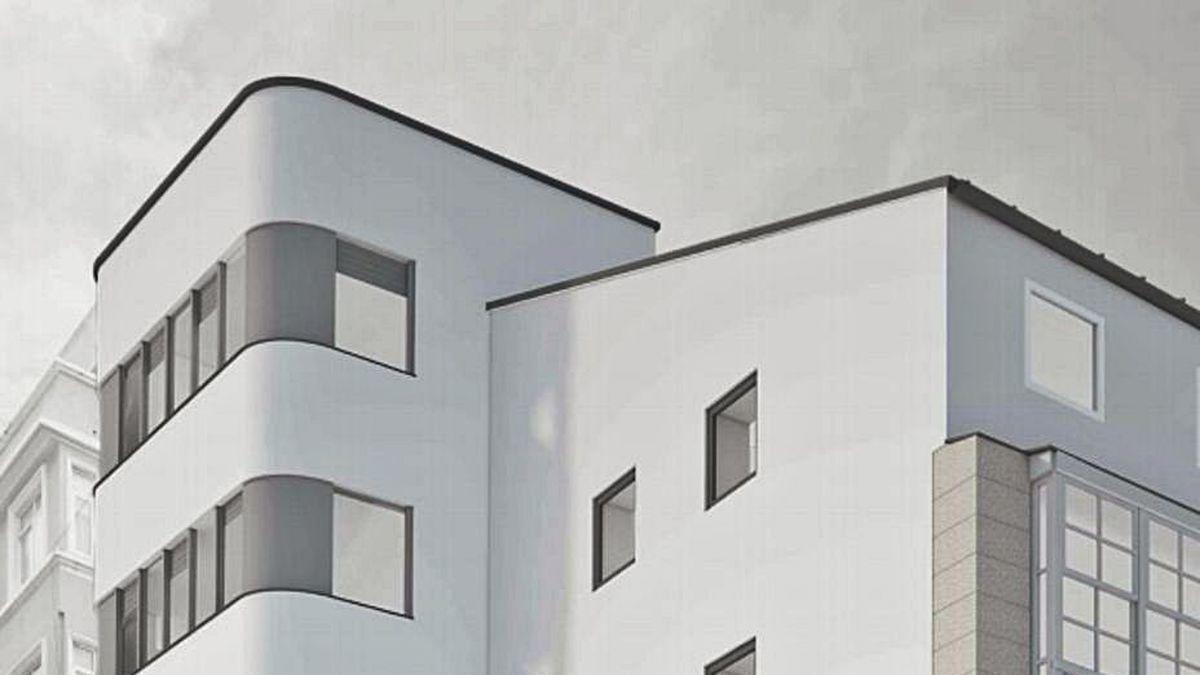 Imagen virtual de la propuesta del arquitecto.