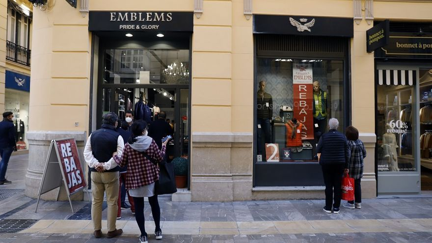 La campaña navideña generará 12.300 contrataciones en Málaga, un 18% más que el pasado año