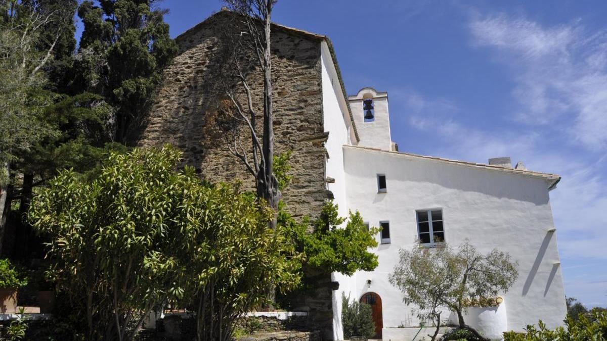 L'ermita de Sant Sebastià a Cadaqués