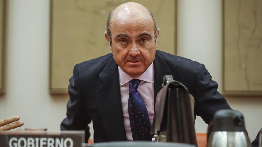 De Guindos cobró en 2020 casi un 2% más como vicepresidente del BCE