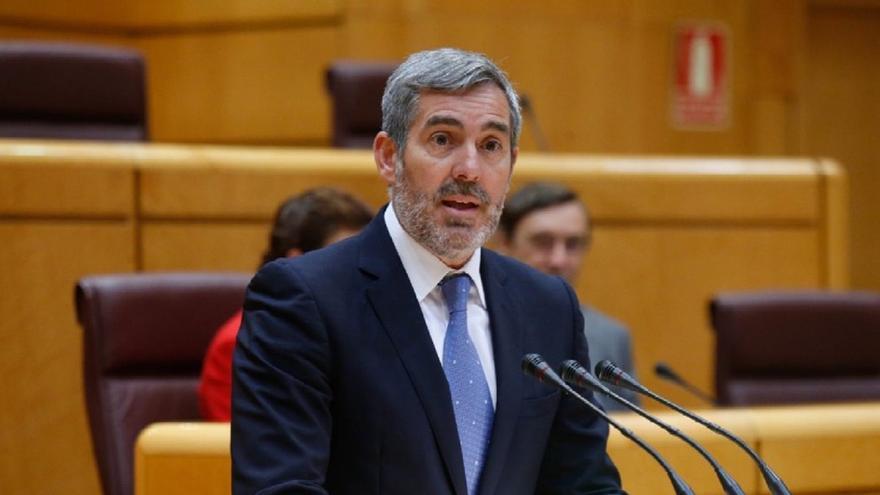 Clavijo logra el respaldo del Senado para que Madrid transfiera a Canarias los 1.000 millones de euros de la sentencia de Carreteras