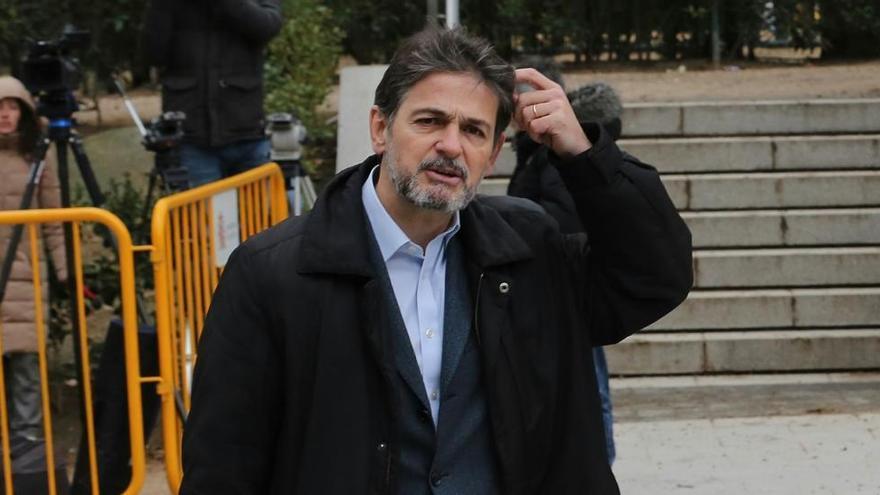 La jutge ordena l'ingrés a presó d'Oriol Pujol