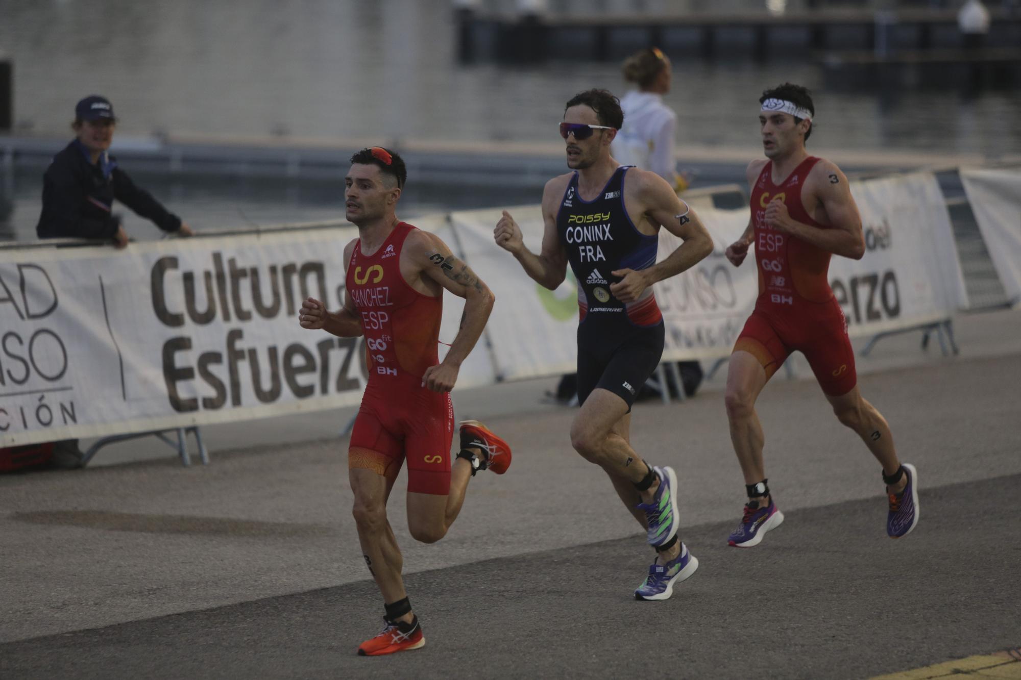 Campeonato de Europa de Triatlón élite masculino de Valencia
