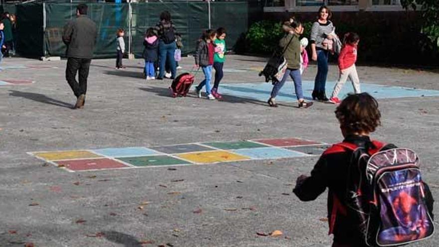 El positivo de dos alumnos en el colegio Ramón de la Sagra de A Coruña obliga a cerrar dos aulas