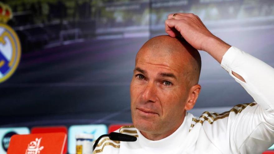 Zidane confirma que Hazard es baja para la Supercopa