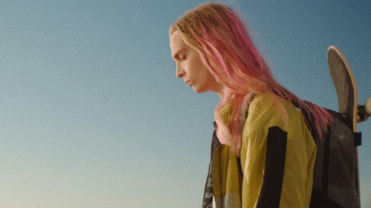 Mya Bollaers, en un fotograma de la película 'Lola'.