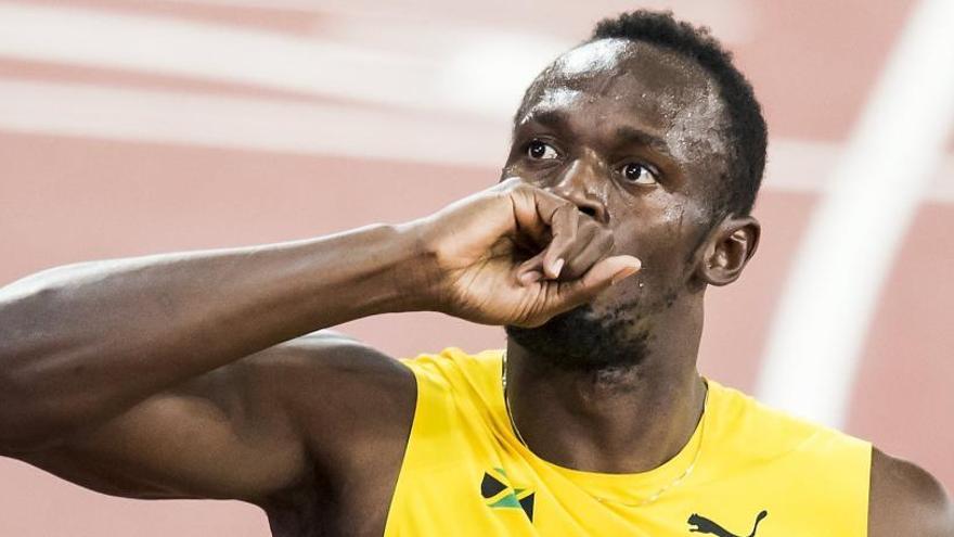 """Bolt: """"No estuve a mi mejor nivel"""""""