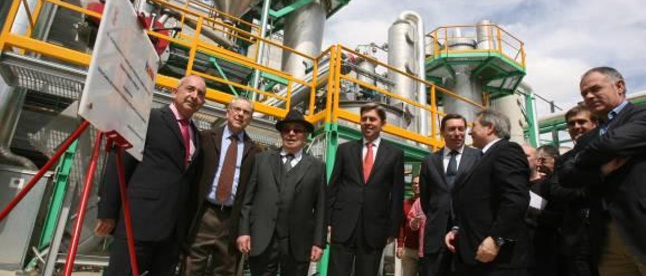 Cerámicas Mollá desmantela su planta de biomasa tras el tijeretazo a las renovables