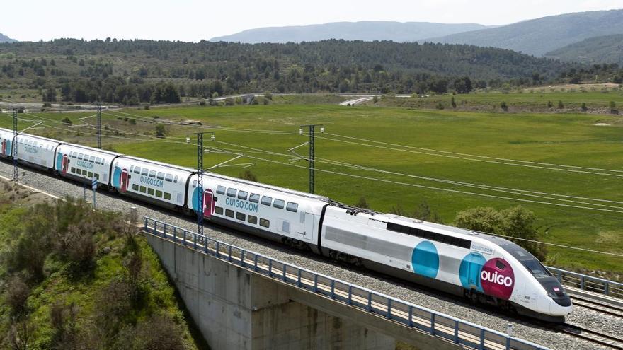 Tren Ouigo: Com es poden comprar bitllets, horaris i preus