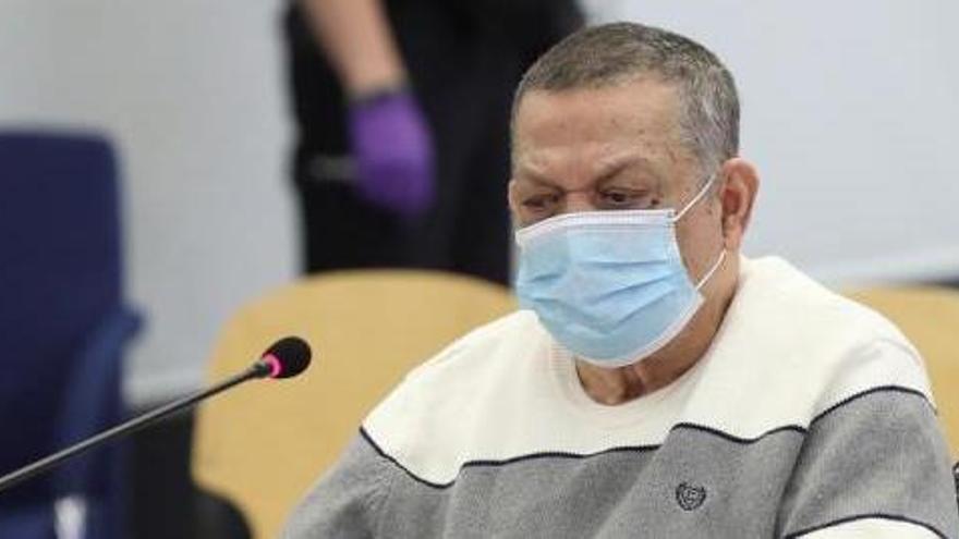 El condenado por el crimen de Ellacuría recurrirá la sentencia