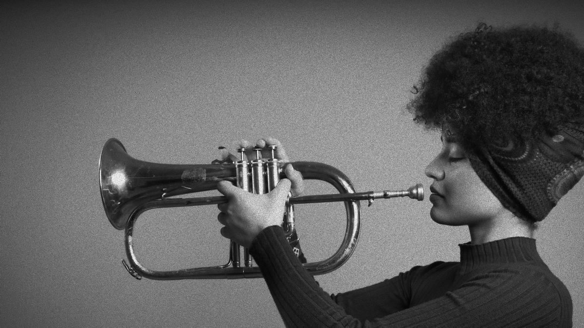 La compositora y trompetista Milena Casado.