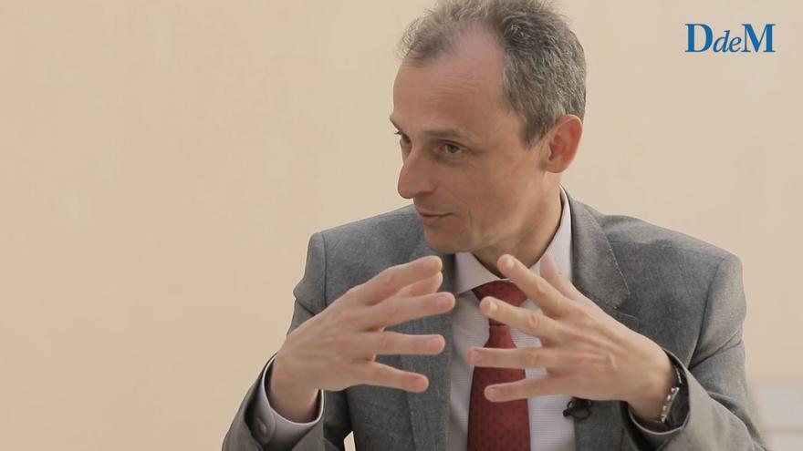 El ministro Pedro Duque insta a invertir en Innovación para garantizar nuestro futuro