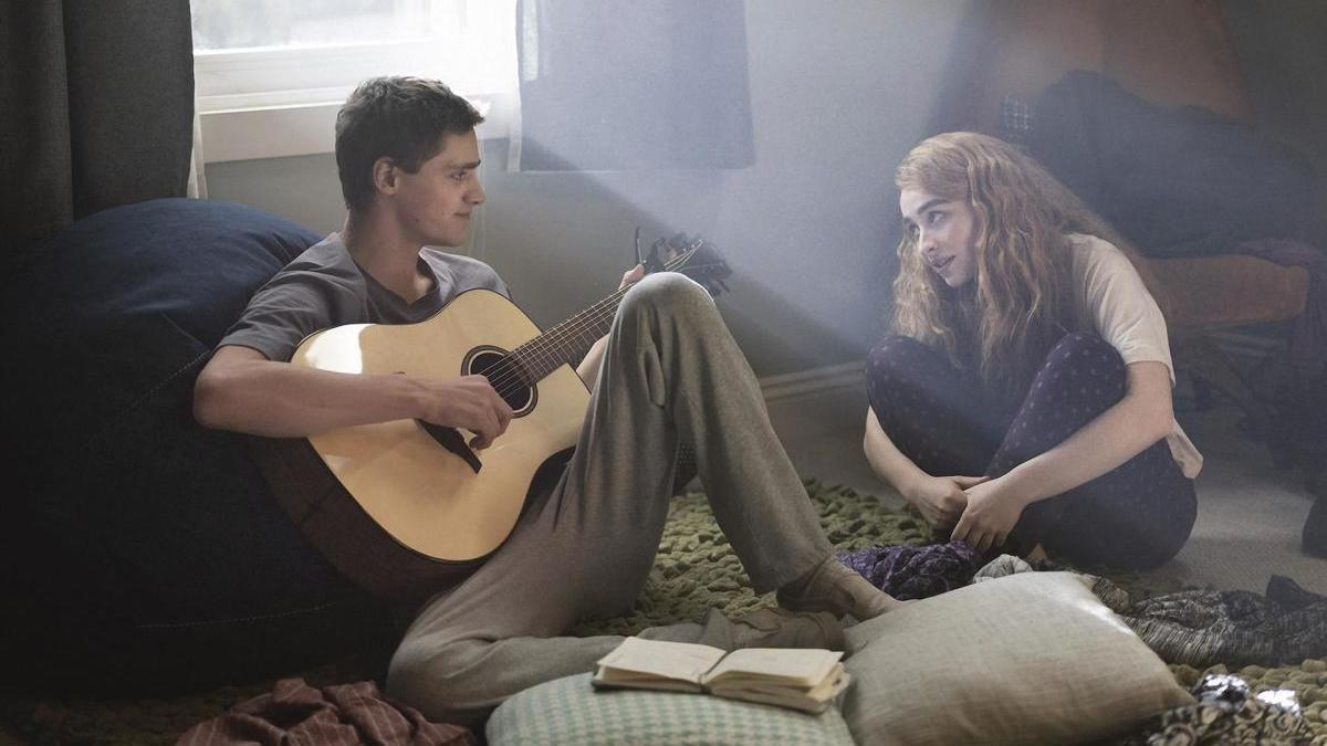 Imagen de la película 'Clouds'.