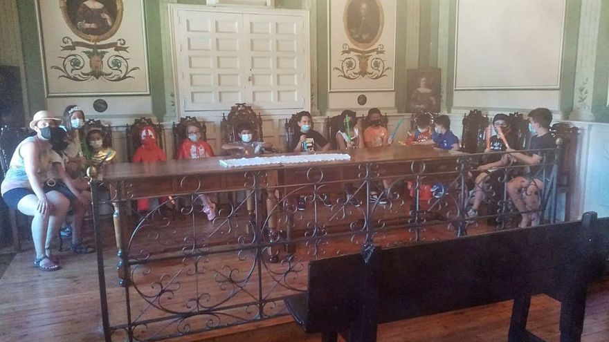 Campamento en Morales de Toro: Madrugar con gusto