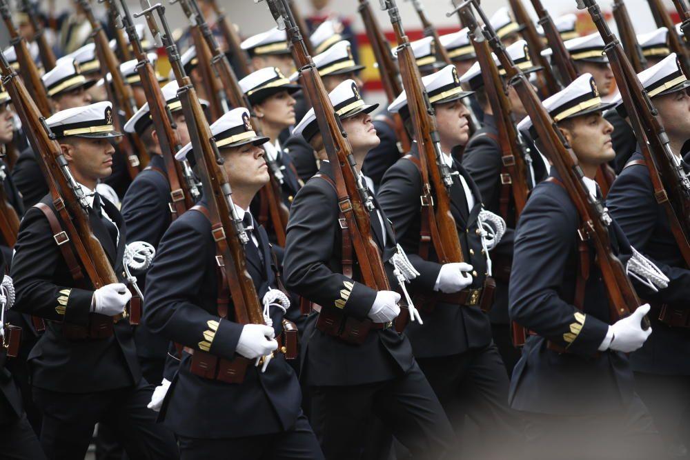 Miembros de la Infantería de Marina en el ...