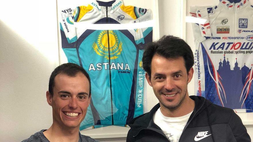 """""""Con catorce años ya le dije a Enric que podía ganar el Tour de Francia"""""""
