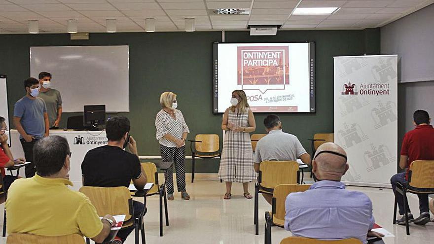 Las iniciativas medioambientales centran el segundo taller del Ontinyent Participa