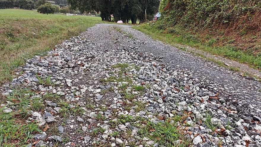 """Los populares advierten de la """"lamentable"""" conservación de carreteras en Bodaño"""