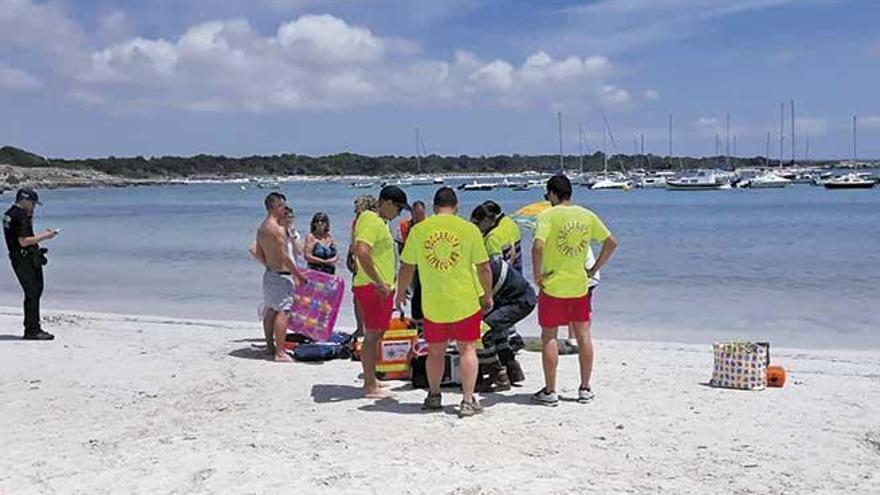 Deutsche Urlauberin stirbt im Meer vor Mallorca
