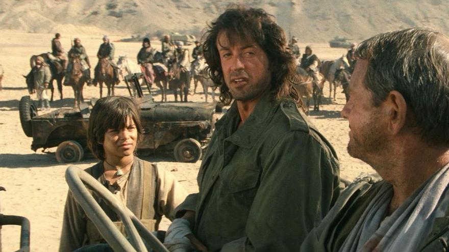 Diez películas sobre el avispero afgano