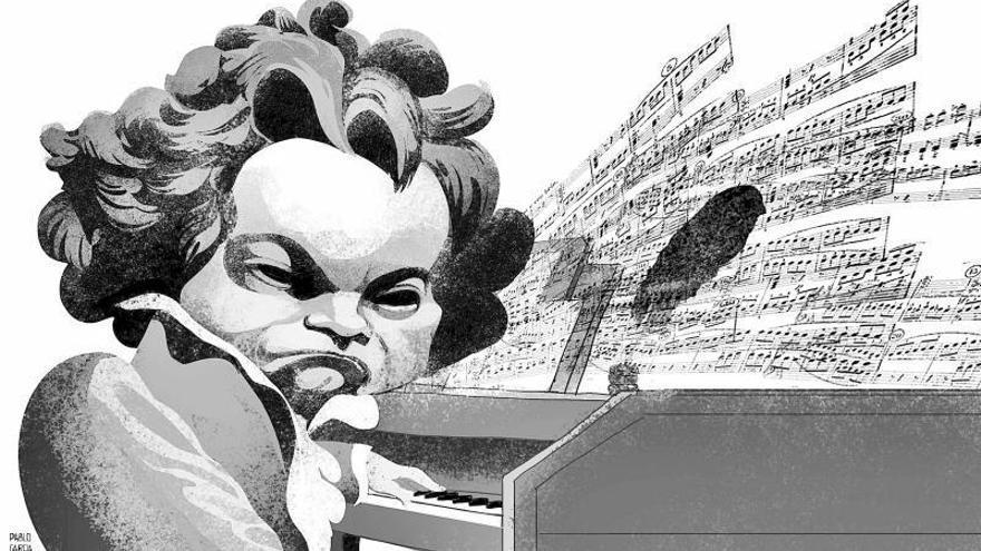 Beethoven: las edades del genio