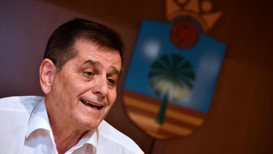 Santiago Rodríguez espera firmar el pacto con NC y PP el lunes