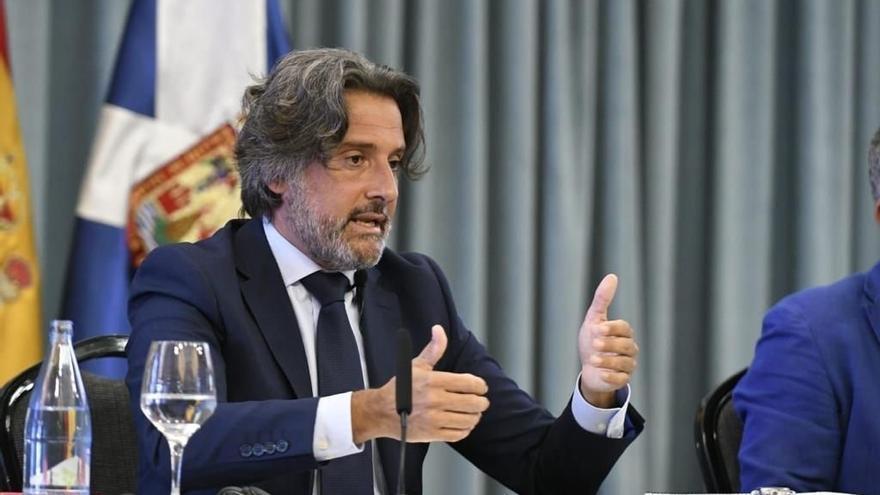 """Matos: """"Canarias tiene la oportunidad de no quedarse atrás"""" tras la pandemia del covid-19"""
