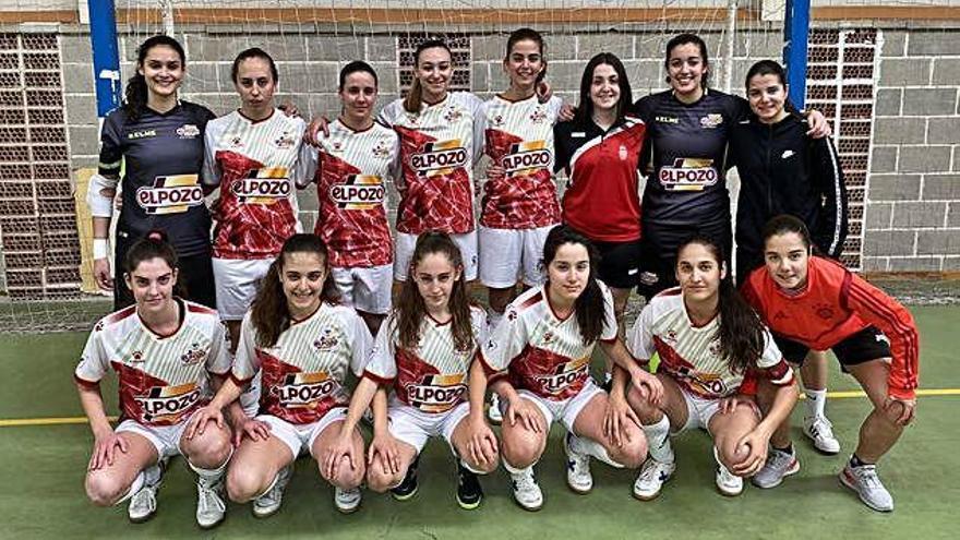 El UCAM ElPozo, de Primera División femenina, desaparece