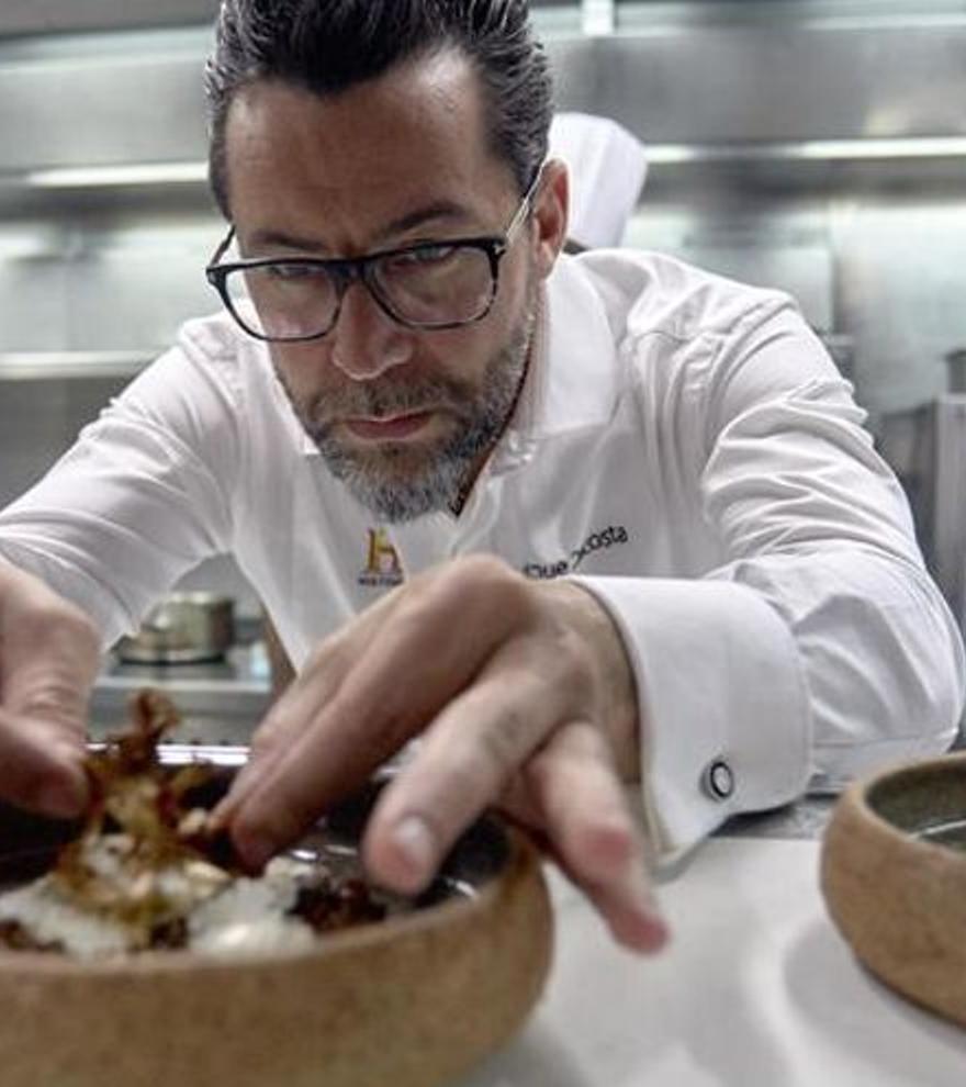 Quique Dacosta, a por las tres estrellas Michelin en Madrid