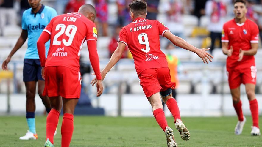 """Fran Navarro triunfa en Portugal: """"En el Valencia me faltó una oportunidad"""""""
