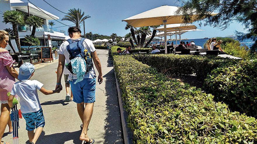 Was passiert mit der Promenade von Cala Ratjada?