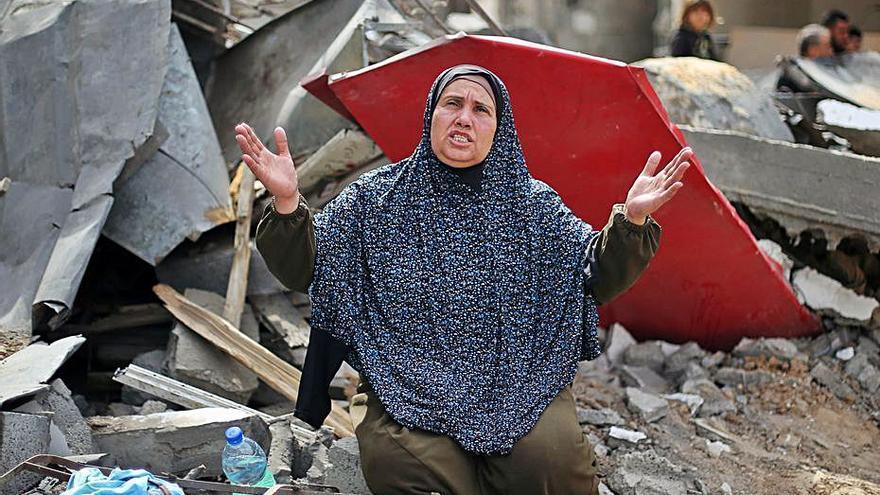 La silenciosa diplomàcia del Vaticà va contribuir a provocar l'alto el foc a Gaza
