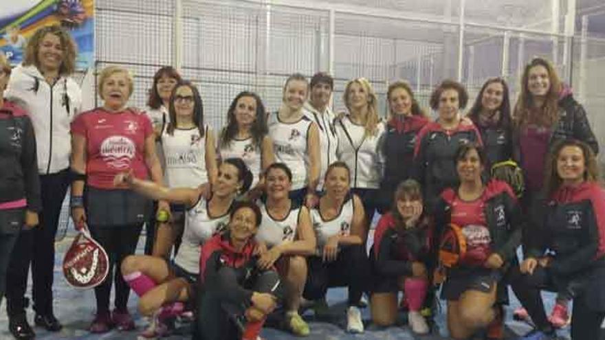 Primer triunfo del equipo femenino del Viriatos