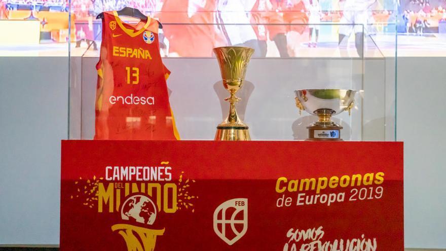 La Copa de Todos llega al Museo de Rafa Nadal