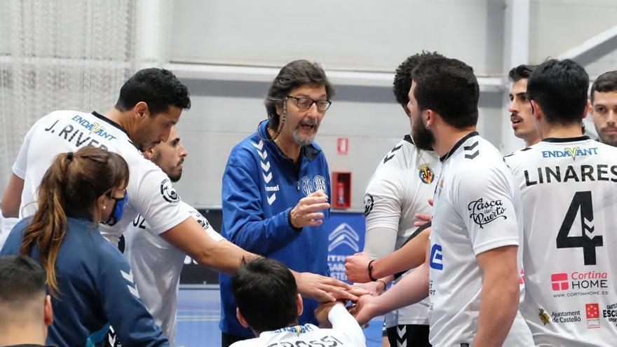 Carlos Cavalli seguirá dirigiendo a un UBE L'Illa-Grau que quiere regresar a la Superliga