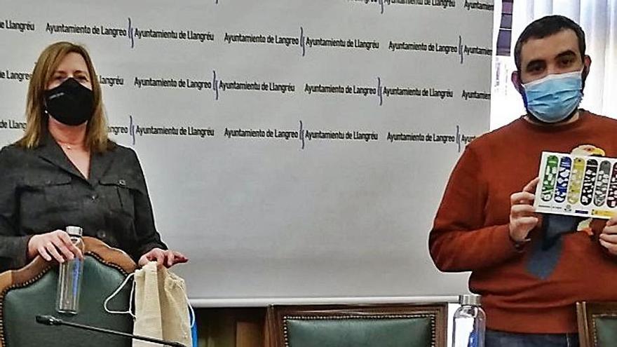 Langreo aumenta hasta el 31,34% su tasa de reciclaje doméstico