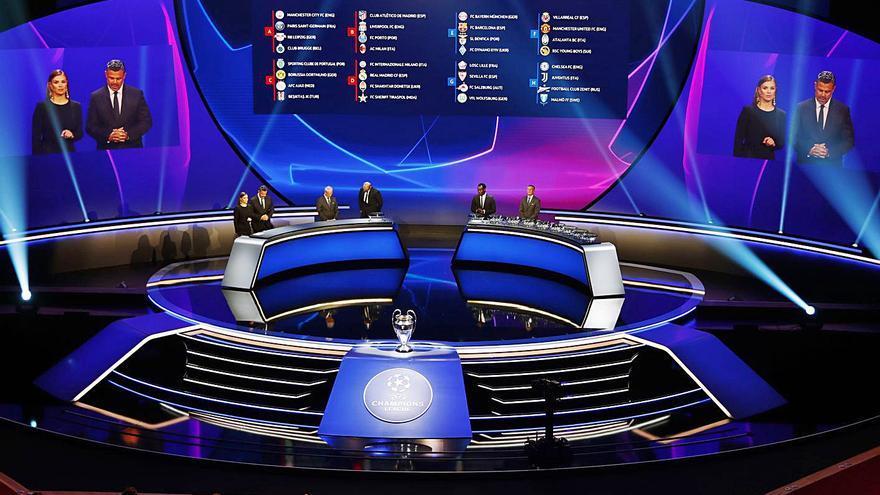 Suerte desigual para los equipos españoles en la Liga de Campeones