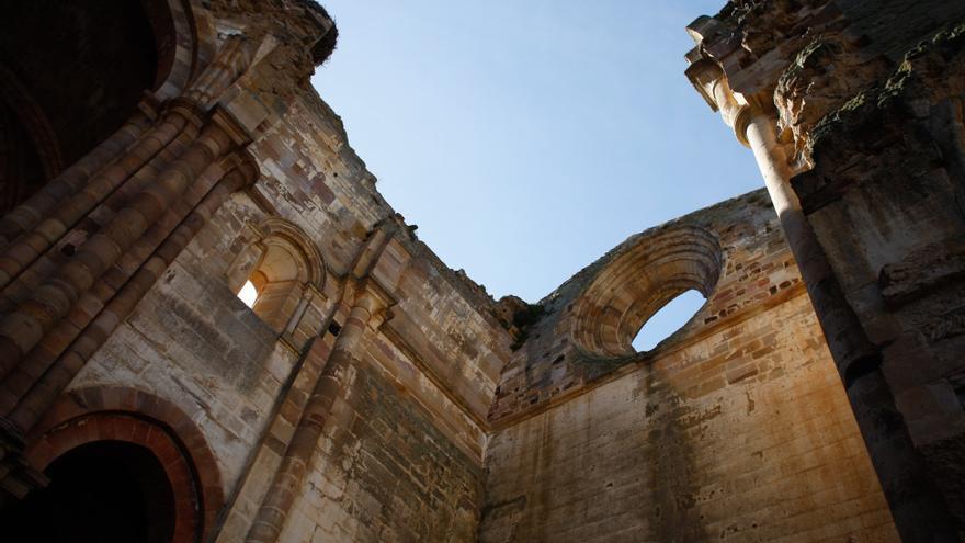900.000 euros para restaurar el dormitorio de monjes y novicios del monasterio de Moreruela