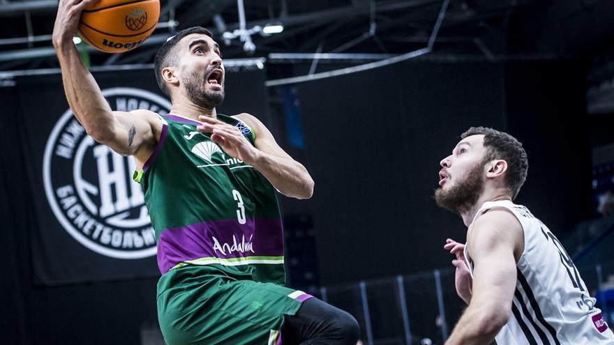 Basketball Champions League   Nizhny Novgorod - Unicaja Málaga