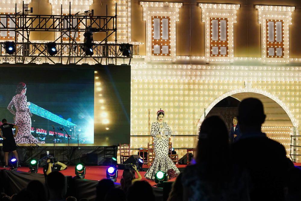 Elección de Reina y Mister de la Feria de Málaga de 2019