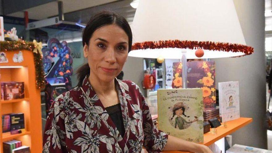 """Itziar Miranda: """"Los libros hacen que los niños se comprometan con el mundo"""""""