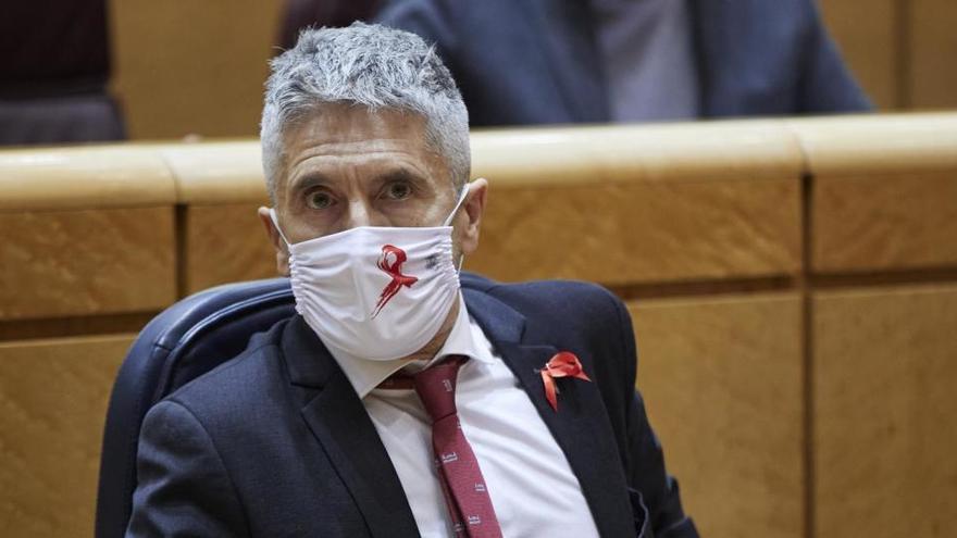 "Marlaska: ""Otegi debería dejar de liderar a EH Bildu"""