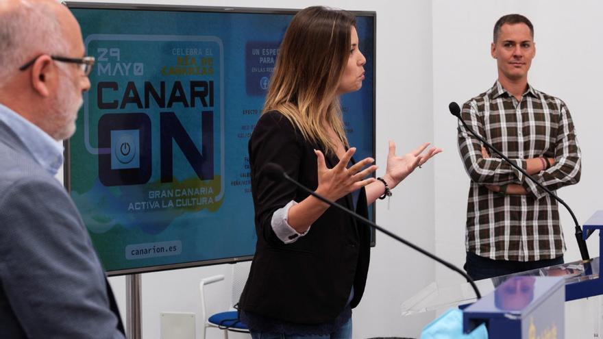 """50 artistas participan en el festival online """"Canari-On"""" por el Día de Canarias"""