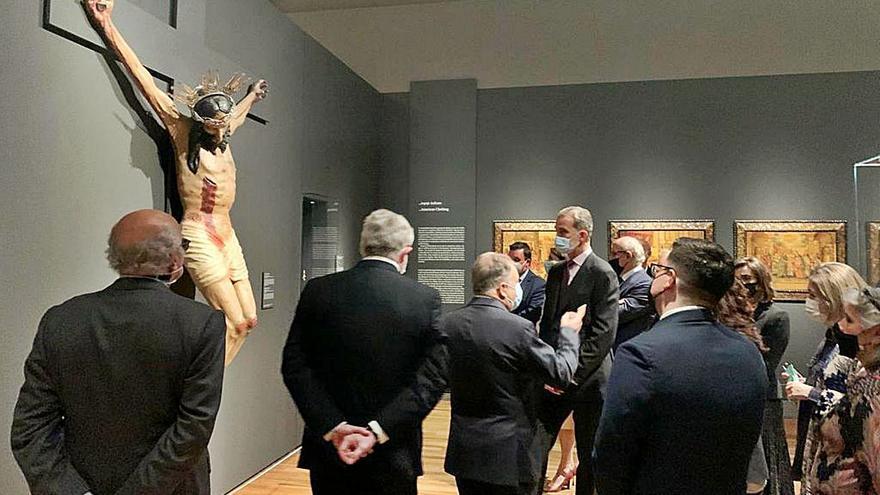 Montilla desembarca en el Museo de El Prado